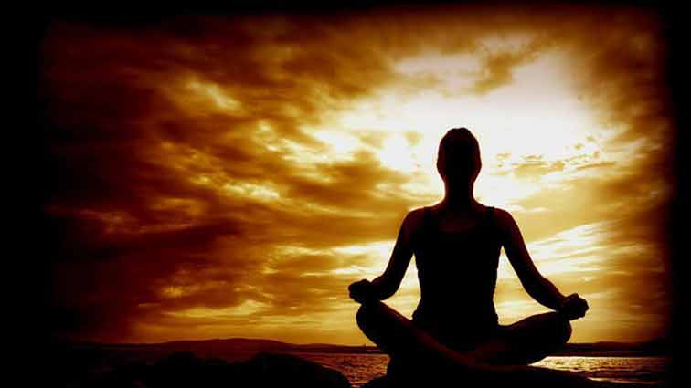Rajyoga-Meditation